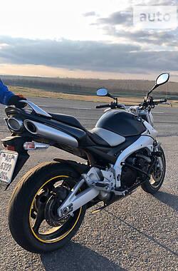 Мотоцикл Без обтекателей (Naked bike) Suzuki GSR 600 2007 в Мариуполе