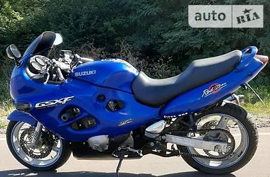 Мотоцикл Спорт-туризм Suzuki GSX 600F 2001 в Виннице