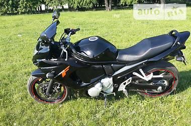 Suzuki GSX-F 2008