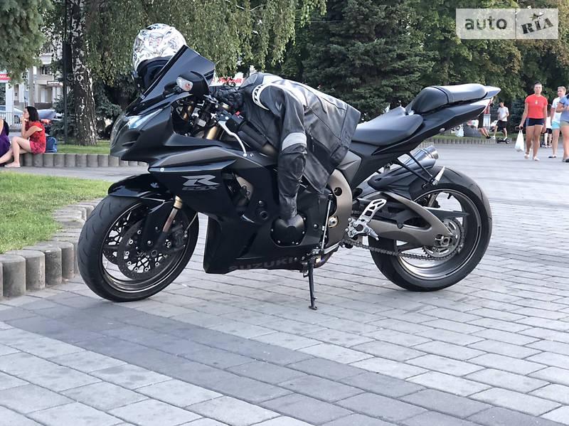 Suzuki GSX R 1000 2011 в Днепре