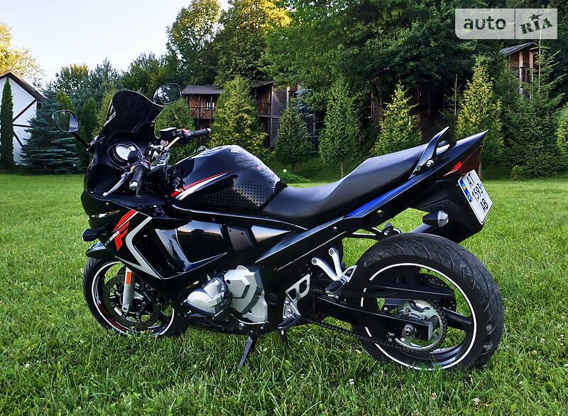 Suzuki GSX 2008 в Черновцах