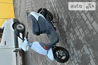 Suzuki Lets 4 2009 в Новояворовске