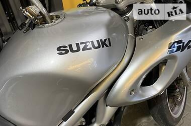 Мотоцикл Спорт-туризм Suzuki SV 650S 2000 в Днепре