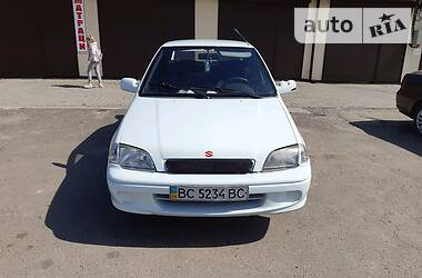 Suzuki Swift 1995 в Дрогобыче