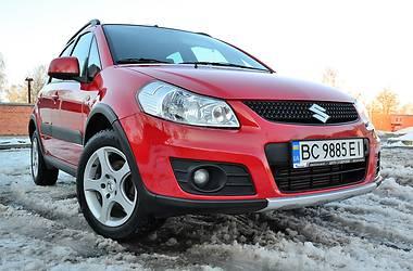 Suzuki SX4 2.0diesel 4*4 2012