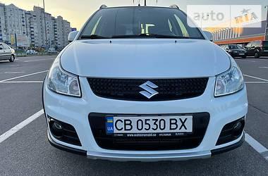 Хетчбек Suzuki SX4 2012 в Чернігові