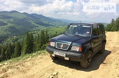 Suzuki Vitara 1997 в Ивано-Франковске