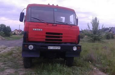 Tatra 815 1990 в Киеве