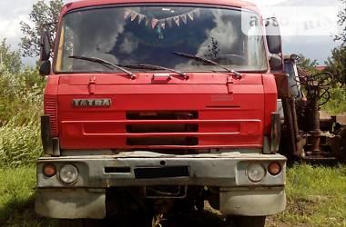 Tatra 815 1989 в Бориславе