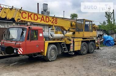 Tatra 815 1990 в Тернополі