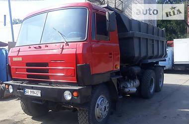 Tatra 815 1988 в Киеве