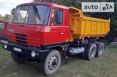 Tatra 815 1990 в Дрогобыче