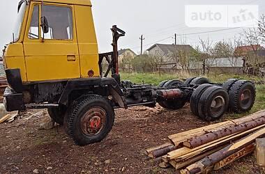 Шасі Tatra 815 1991 в Надвірній