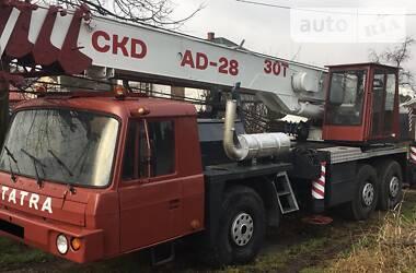 Tatra AD-28 1989 в Львове
