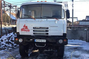 Самоскид Tatra Т 815 1989 в Хусті