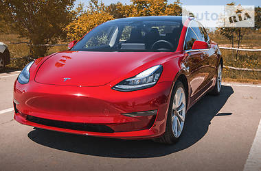 Tesla Model 3 Long Range 2018 в Харькове