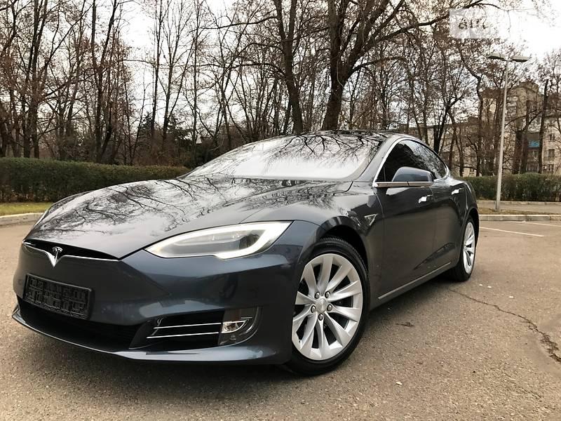 Tesla Model S 75 2016 года в Одессе