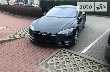 Tesla Model S 85 2013 в Львове