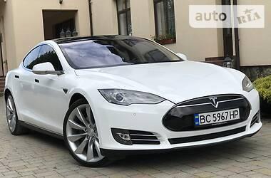 Tesla Model S 85 2013 в Стрые