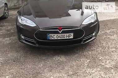 Tesla Model S 85 2014 в Жидачове