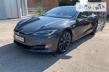 Tesla Model S 90D 2016 в Пирятине