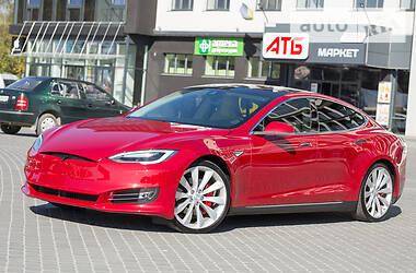 Tesla Model S P85D 2015 в Тернополе