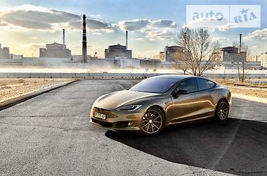 Tesla Model S P90D 2017 в Києві