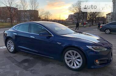 Tesla Model S 2016 в Львове