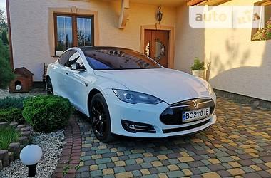 Tesla Model S 2014 в Самборе