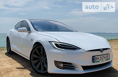 Tesla Model S 2018 в Одессе