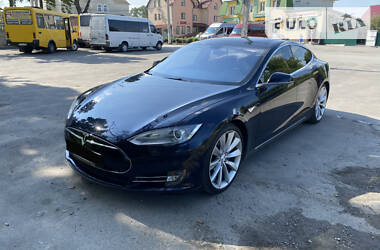 Tesla Model S 2013 в Каменец-Подольском