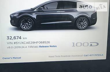 Tesla Model X 100D 2017 в Львове