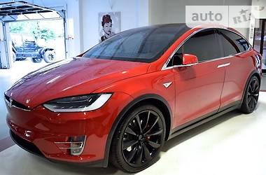 Tesla Model X P90D 2016 в Киеве