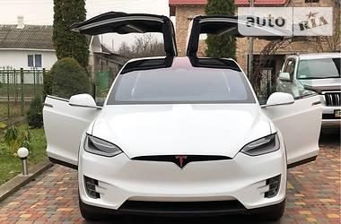 Tesla Model X 2017 в Ивано-Франковске