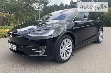 Tesla Model X 2018 в Луцке