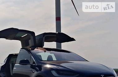Tesla Model X 2018 в Николаеве