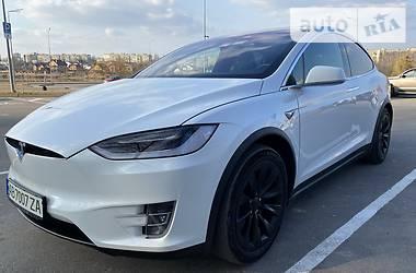 Внедорожник / Кроссовер Tesla Model X 2019 в Виннице