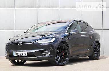 Tesla Model X 2016 в Києві
