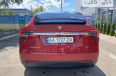 Позашляховик / Кросовер Tesla Model X 2016 в Києві