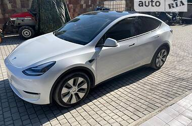 Хетчбек Tesla Model Y 2020 в Львові