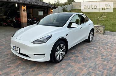 Внедорожник / Кроссовер Tesla Model Y 2020 в Виннице