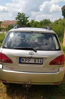 Минивэн Toyota Avensis Verso 2002 в Виннице