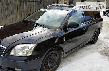 Toyota Avensis 2005 в Верховине