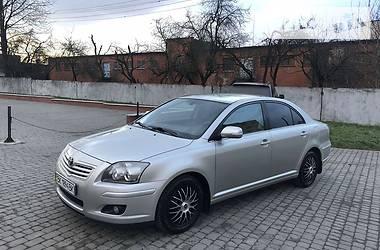 Toyota Avensis 2006 в Ровно