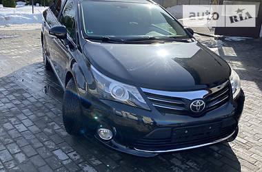 Toyota Avensis 2013 в Львове