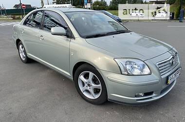 Седан Toyota Avensis 2005 в Киеве