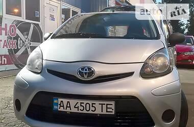 Toyota Aygo 2012 в Киеве
