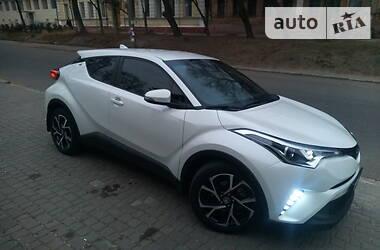 Toyota C-HR 2018 в Новомосковске
