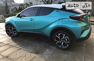 Toyota C-HR 2018 в Тернополе