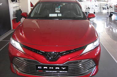 Toyota Camry 2018 в Днепре